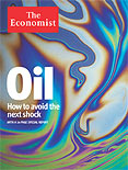 Oil on the cover of the Economist for April 30, 2005